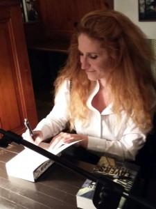Autorenlesung mit Ursula Poznanski im Kriminalhaus Hillesheim