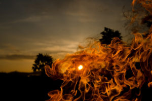 barbecue-fire