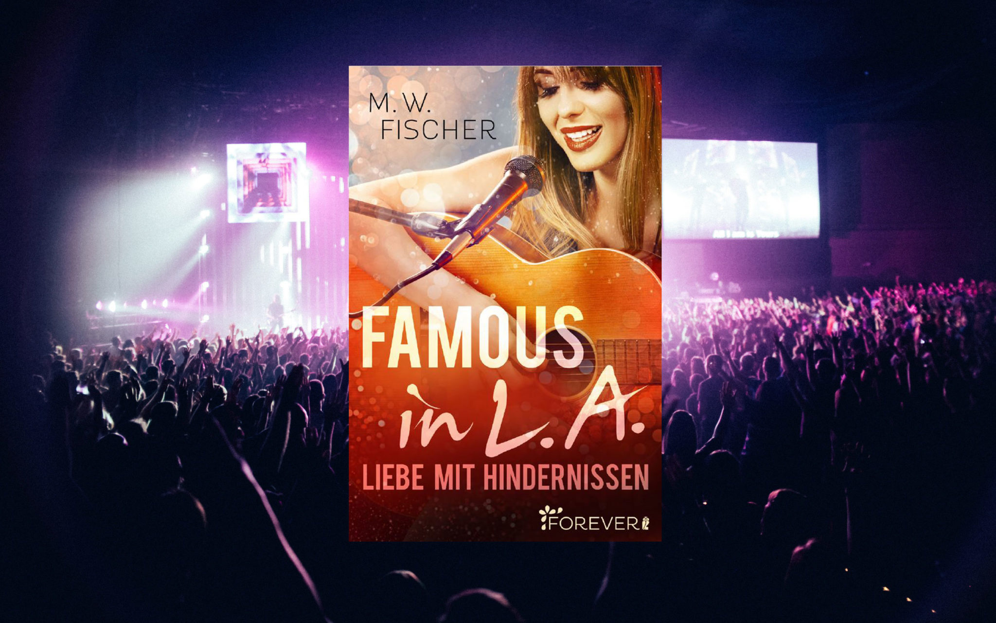 Coverenthüllung: Famous in L.A.