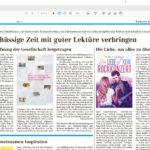 Mein Buch in der Riehener Zeitung
