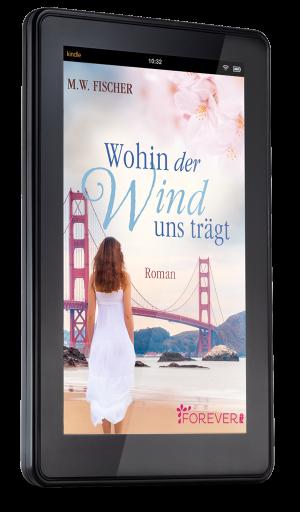 E-Book Wohin der Wind uns trägt